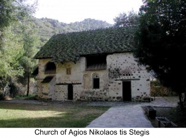 Church of Agios Nikolaos tis Stegis