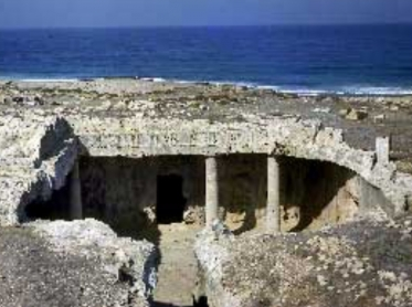 Tombs of the Kings,Pafos